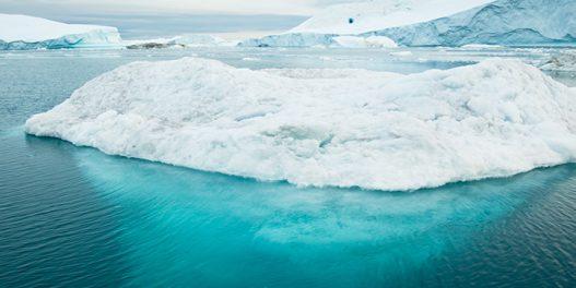 Topljenje ledenih kapa šest puta brže nego pre 30 godina