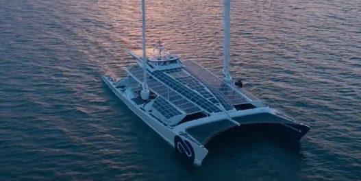 Ovaj brod od morske vode pravi vodonik koji koristi kao gorivo