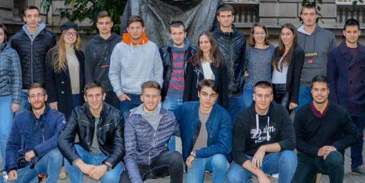 Studentski tim sa ETF-a osvojio drugo mesto na prestižnom međunarodnom takmičenju