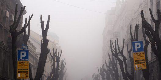 Istraživanje: Kako građani vide problem zagađenog vazduha u Srbiji?