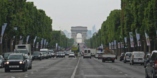 Pariz odlučio da se Jelisejska polja pretvore u zelenu oazu