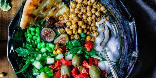 Ishrana na bazi biljaka i nacionalne ishrane