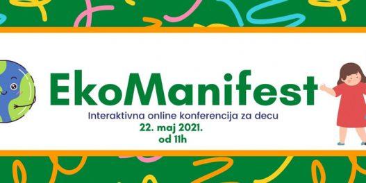 Zanimljiv sadržaj za najmlađe na EkoManifest radionicama koje organizuje EcoHub