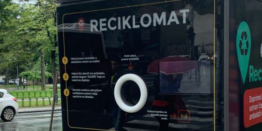 Reciklomati u Beogradu – put ka zelenoj prestonici ili marketinški potez?