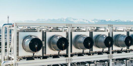 Na Islandu se gradi postrojenje koje godišnje uklanja 4000 tona CO2 iz atmosfere