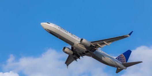Let iznad CO2 gnezda