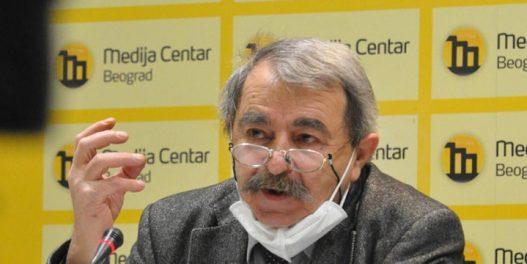Akademik Vladimir Stevanović: Eksploatacija prirodnih resursa je na prvom mestu, pa je zato zaštita životne sredine na poslednjem